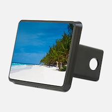 Tropical Beach Barbados Hitch Cover