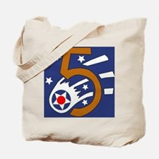 5th_usaaf - cropped-10 Tote Bag