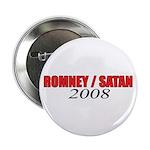 Romney / Satan 2008 Button