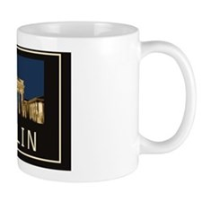 BerlinBrandenburg GatePostcard1 Mug