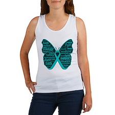 Scleroderma Butterfly Women's Tank Top
