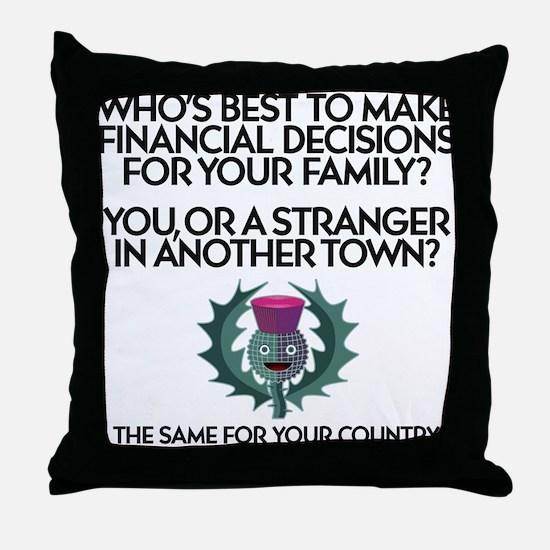 $$$$ Throw Pillow