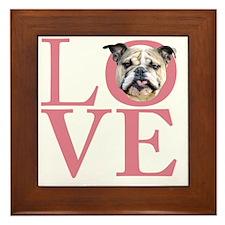 love2 Framed Tile