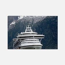Cruise Alaska Rectangle Magnet