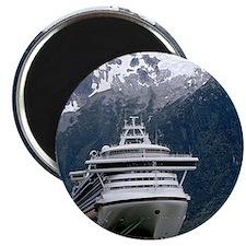 Cruise Alaska Magnet