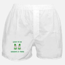 Grandpa O' Twins Boxer Shorts