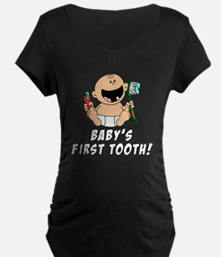 Babys First Tooth T-Shirt