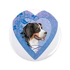 """berner-heart 3.5"""" Button"""