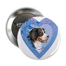"""berner-heart 2.25"""" Button"""