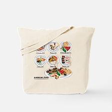 What is American Food? Tote Bag