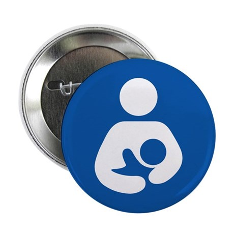 "International Breastfeeding 2.25"" Button 100 pack"