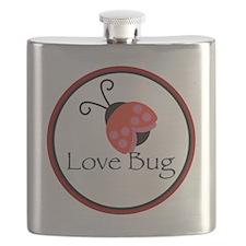 Love Bug Flask