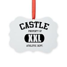 CastleADjournal Ornament