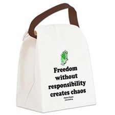 chaosiphone Canvas Lunch Bag