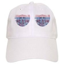 interstate_steno_mug Baseball Cap