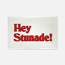 Hey Stunade! Rectangle Magnet