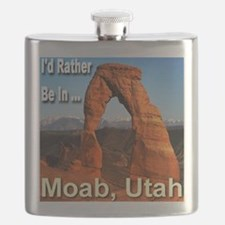id_rather_be_in_Moab_Utah Flask
