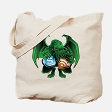 CthulhuOnly Transparent 10x10 Tote Bag