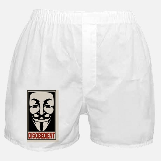 disobedient-STKR Boxer Shorts