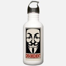 disobedient-STKR Sports Water Bottle