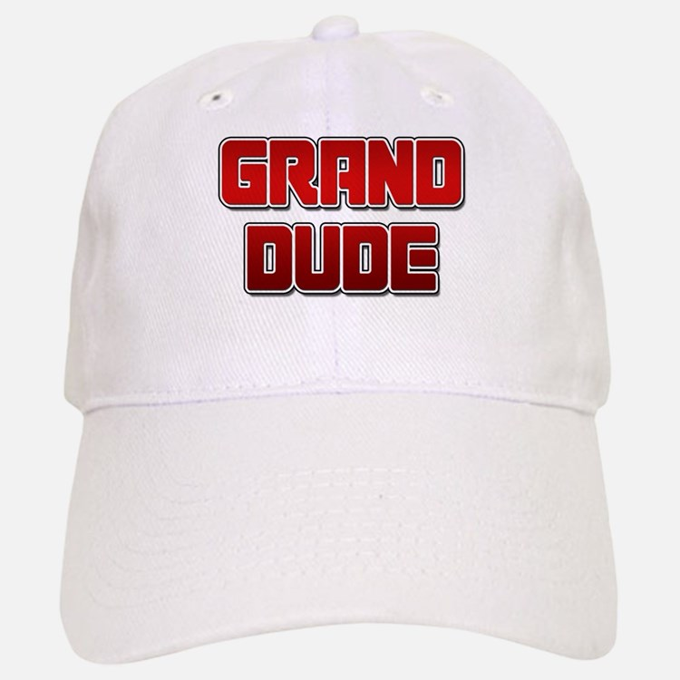 Grand Dude Baseball Baseball Cap