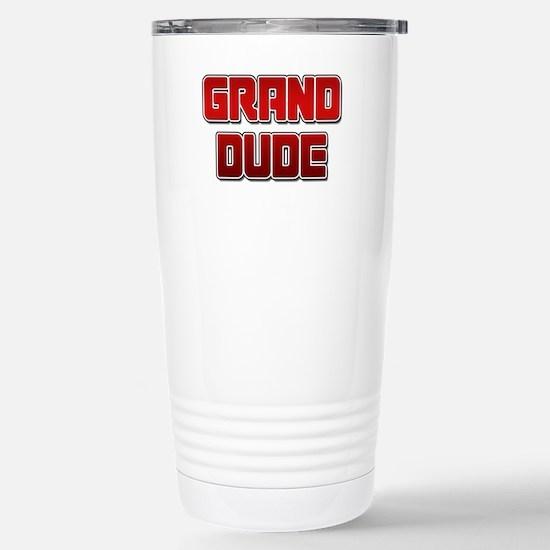 Grand Dude Stainless Steel Travel Mug