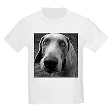Weimaraner Kids T-Shirt
