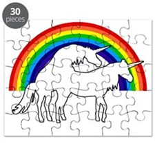 unicorns_transparent Puzzle