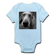 Weimaraner Infant Creeper