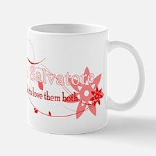 Team salvatore for blk Mug