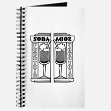 Soda Fountain Journal