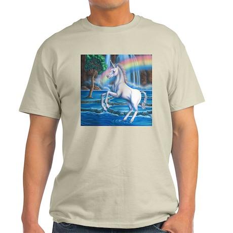 Rainbow Unicorn Light T-Shirt