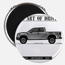 car drive auto race ft Magnet