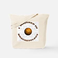Major-Bracketology Tote Bag