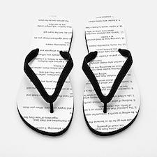 leadership Flip Flops