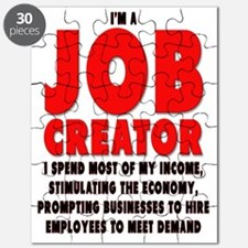 Im a JOB CREATOR 4 LIGHT SHIRT 600dpi Puzzle