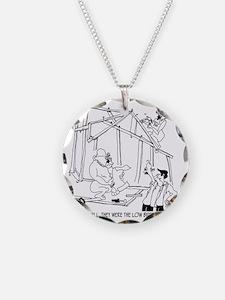 5776_construction_cartoon Necklace