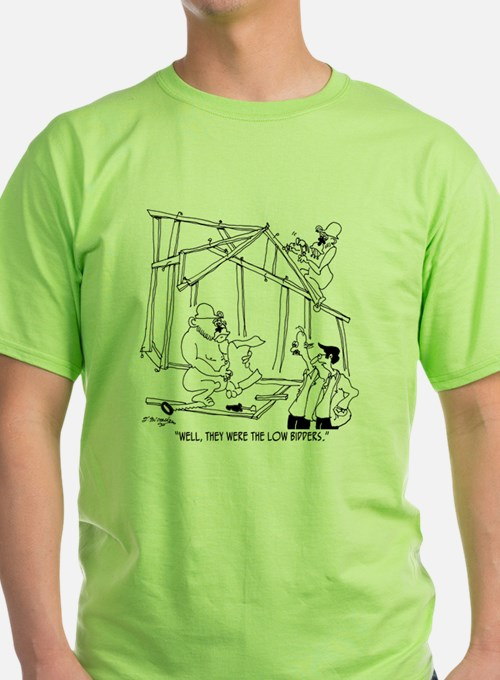 contractor t shirts shirts tees custom contractor clothing. Black Bedroom Furniture Sets. Home Design Ideas