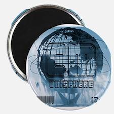 Unisphere New York City Magnet