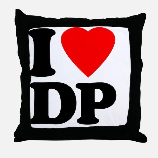 douchebaggerydp Throw Pillow