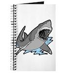 Shark Great White Ocean Journal
