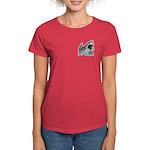Shark Great White Ocean Women's Dark T-Shirt