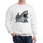 Shark Great White Ocean Sweatshirt