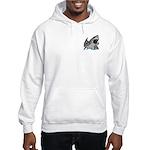 Shark Great White Ocean Hooded Sweatshirt