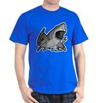 Shark Great White Ocean Dark T-Shirt