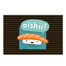 oishiiclutch Postcards (Package of 8)