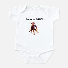 Show Me the Monkey Infant Bodysuit