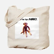Show Me The Monkey Tote Bag