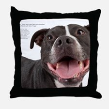 ubacal2 Throw Pillow