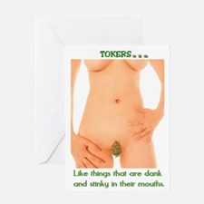 tokers. trans. Greeting Card